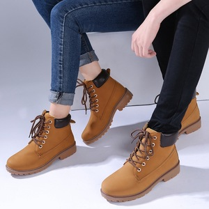 Martin boots tooling boots female DaTouXie couple model