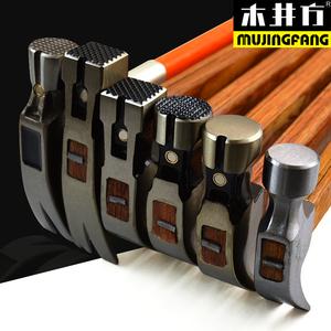 木井方羊角锤铁锤带磁性拔钉起钉锤家用木工装修锤榔头木工锤子