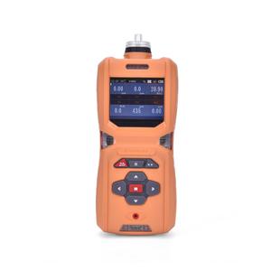 手持泵吸式MS600-4便携式四合一有毒有害可燃性气体检测仪报警仪