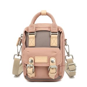 甜甜圈斜挎包小清新小小馬Tiny迷你小包學生可愛少女單肩包手提包