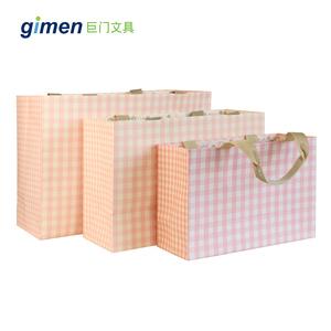 gimen/巨門文具  S/M/L愛格禮品袋生日禮物紙質購物手提袋 送禮收納袋