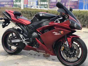 雅馬哈YZF R1 R6大排量二手摩托車跑車進口四缸公路賽重型機車