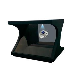 180度全息展示柜桌面式单机3D全息机商品展示裸眼3D全息投影仪