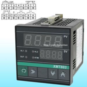 智能温控仪xmt-803 智能pid温控仪 万能输入 报警功能 72*72mm