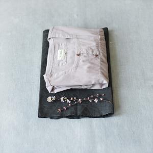 两人出品LRCP | 谁写江南一段秋 | 柔软的棉布 粉系连衣裙 特