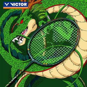 新品威克多VICTOR勝利羽毛球拍 七龍珠聯名系列 TW-DBZ神龍單拍