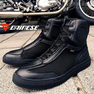 丹尼斯Dainese Street Darker GTX 防水透氣防摔摩托車賽車騎行靴