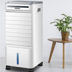 空調扇冷暖兩用冷暖風機節能水冷家用風扇制冷制熱小空調省電