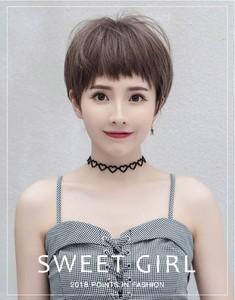 抖音发型女短发分享展示