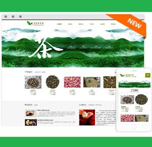 茶叶绿色生态企业网站源码(某网络公司网站源码 蓝色建站企业网站源码) (https://www.oilcn.net.cn/) 网站运营 第3张
