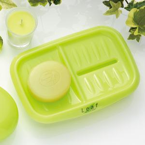 日本進口創意衛生間浴室瀝水香皂盒肥皂架大號雙層收納盒洗衣皂盒