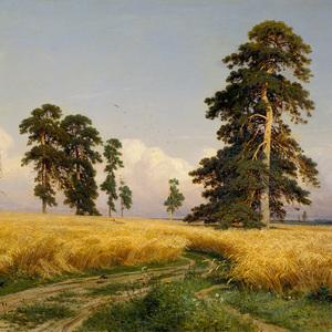 俄羅斯油畫風景畫