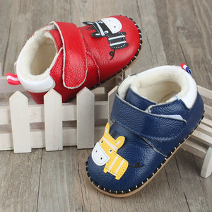 一岁男宝棉鞋