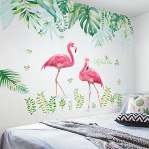 网红房间布置出租屋改造墙纸自粘卧室墙面装饰温馨女孩墙壁墙贴画