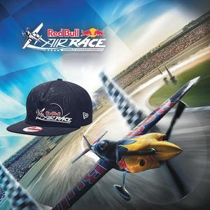 現貨redbull紅牛特技飛行大賽AIR RACE正品平檐帽子new era聯名