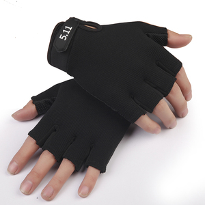 天天特价防滑透气男士健身运动战术半指骑行薄款防滑防晒春夏手套