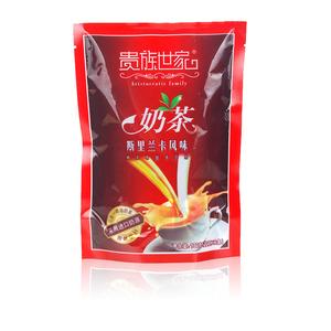 贵族世家斯里兰卡风味奶茶22克*6条袋三合一速溶采用进口奶粉原料