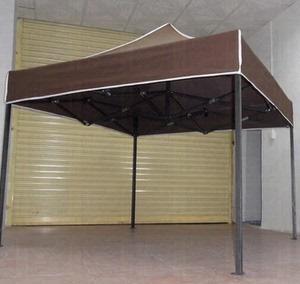 3*3和2*2M咖啡卡其色廣告帳篷戶外展銷篷展示棚雨篷活動篷遮陽篷
