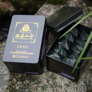西竺牌西岩山茶茶葉高山茶綠茶特級正宗50g