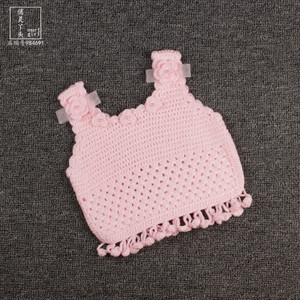 宝宝手工编织毛衣钩针