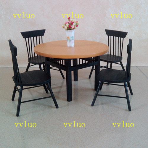 自制木餐桌图片大全
