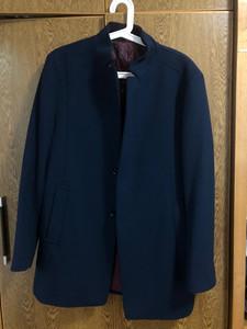 乔治莱格Gerzelongon羊毛大衣外套西装立领