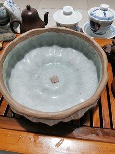 張生漢陶茶洗