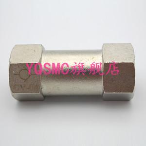 單向閥 止回閥  逆止閥 CV-01 02 03 04 YQSMC精品系列
