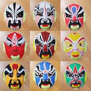 万圣节彩绘面具