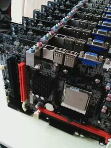 12片七彩虹780G主板 X240 AM3 DDR3 集成显卡 VGA DVI 地下城套装