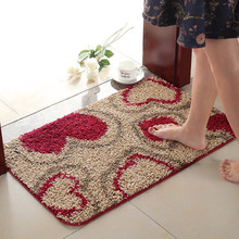 Door mat home bathroom water entrance hall carpet doormat mat bedroom door mat kitchen mats