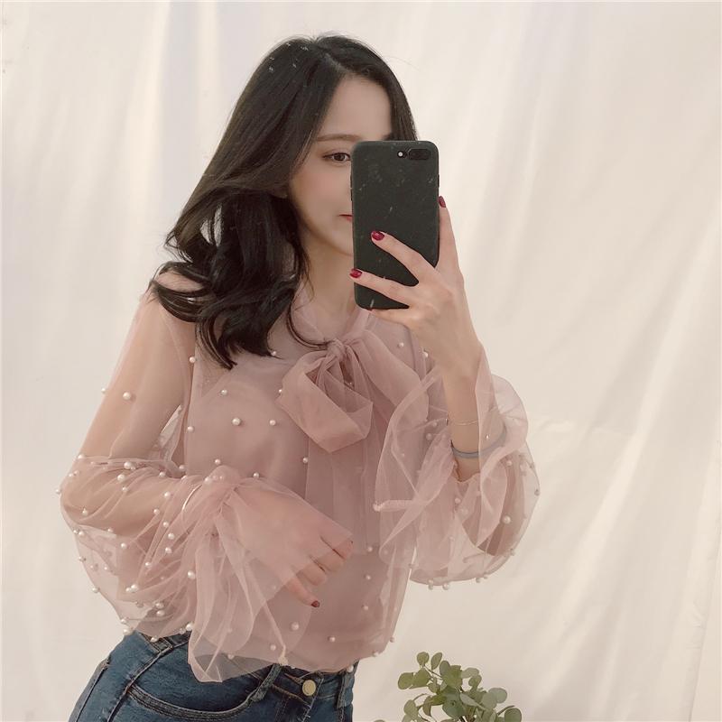 Купить из Китая Шифоновые рубашки через интернет магазин internetvitrina.ru - посредник таобао на русском языке