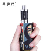 At the door of China electronic cigarette smoke for genuine steam 80W electronic cigarette new hookah smoking