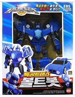 韩国秘密特工队变形玩具迷你迷迷咪咪迷尼米米特工队机器人玩具图片