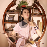 Suzhou Tianle boutique professional erhu playing Jade wingceltis handmade erhu factory direct selling for four years on