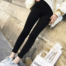Pregnant women leggings spring thin spring stomach lift pants 2017 new tide mother wear cashmere 2018 spring and autumn winter