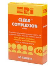 HRI clear complex tablets 60