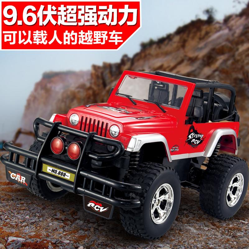 环奇遥控车赛车越野车1:14仿真悍马汽车模型儿童电动玩具车男孩