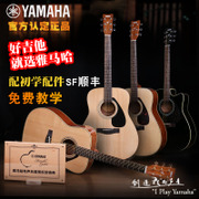 Genuine YAMAHA Yamaha F310 F600 for beginners men and women ballad acoustic guitar 41 inch
