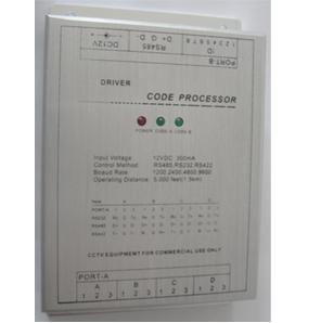 RS232/RS485数模控制码连接器数字录像机和矩阵系统控制解码器批