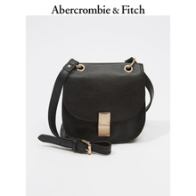 Ms. Abercrombie & Fitch Leather Mini Satchel 169191 A& F