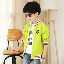 Childrens wear Spring clothes boys coats spring 2017 new wave in childrens leisure jacket thin boy with big boys jacket