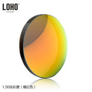 LOHO1.56 colorful colorful staining with membrane staining sunglasses sunglasses lenses tablets 2