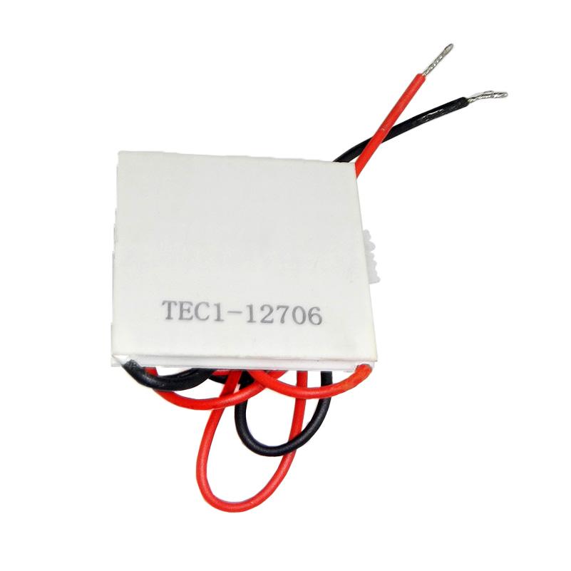 菲比特 全新半导体制冷片 TEC1-12706 支持多级制冷/饮水机制冷片