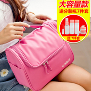 Wash bag travel tourism travel large volume waterproof and portable bag cosmetic bag set outdoor