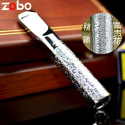 Zobo genuine metal filters recycling cleaning seven men smoking cigarette smoking sculpture
