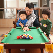 Billiard table Mini Black 8 American children's home child standard snooker billiard table tennis toy baby