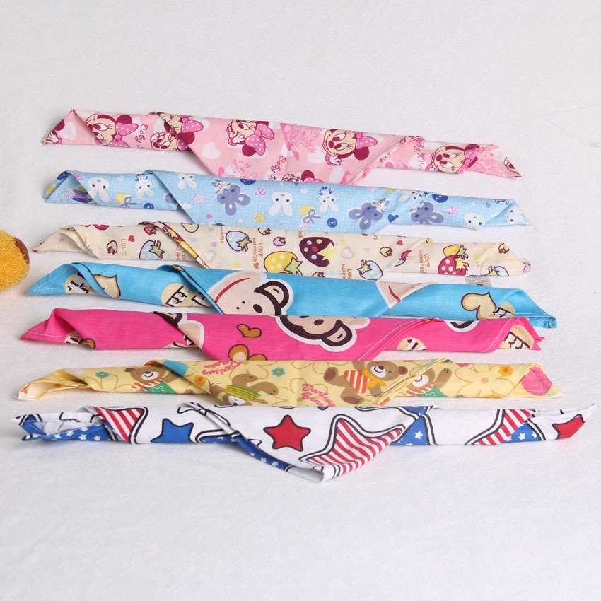 Scarf scarf bandage dog dogs collars pet clothing accessories taidijinmaohashiqi saliva towel