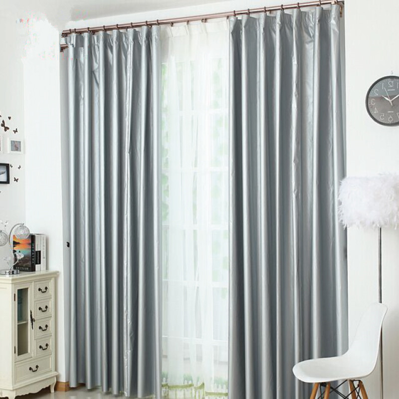 Thickening all shade cloth, selling shade curtains, finished cloth, bedroom, living room, sun protection, heat insulation, balcony, sun cloth