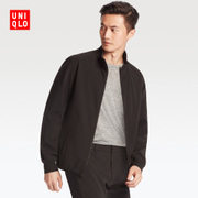 男装 DRY-EX Ultra Stretch拉链茄克 180713 优衣库UNIQLO